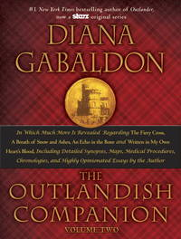 The Outlandish Companion: The Companion to the Fiery Cross, a Breath of Snow and Ashes, an Echo in the Bone, and Written in My Own Heart's Blood: Vol 2 by  Diana Gabaldon - First Edition - 2015 - from Revaluation Books (SKU: x-0385344449)