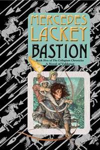 Bastion by  Mercedes Lackey - First Edition - 2013 - from Everybody's Bookstore and Biblio.com