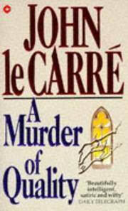 image of A Murder of Quality (Coronet Books)