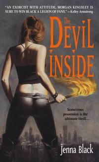 The Devil Inside (Morgan Kingsley, Exorcist, Book 1)