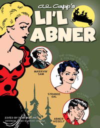 Li'l Abner: The Complete Dailies and Color Sundays, Vol. 2: 1937-1938 by Al Capp - Hardcover - 2010 - from Monarchy books and Biblio.com