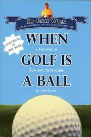 image of When Golf is a Ball
