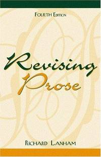 Revising Prose Fourth Edition