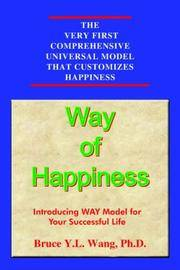Way of Happiness: Introducing Way Model for Your Successful Life