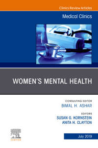 Women's Mental Health An Issue Of Medica Hardcover