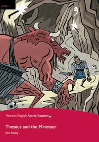 L1: Theseus & Minotaur Bk & M-ROM Pk (Pearson English Active Readers, Level 1)