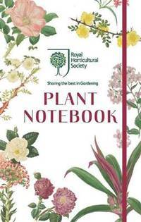 RHS Plant Notebook (White)