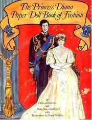 Princess Diana Paper Doll Book of Fashion