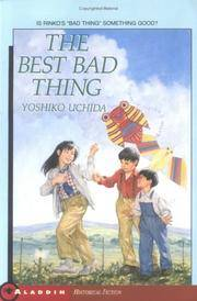The Best Bad Thing Aladdin Historical Fiction