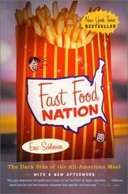 image of FAST FOOD NATION The Dark Side of the All-American Meal