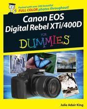 Canon Eos Digital Rebel Xti400d For Dummies