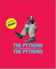 The Pythons:   Autobiography