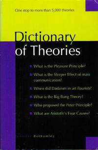 Dictioary of Theories