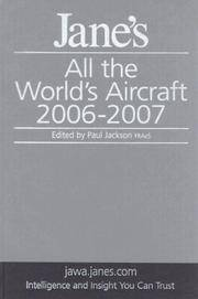 Jane's all the World's Aircraft 2006-2007, Ninety Seventh Year of Issue