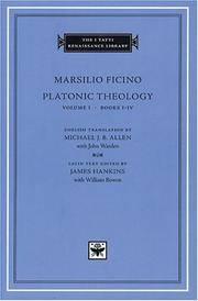 Platonic Theology