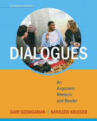 Dialogues an Argument Rhetoric and Reader