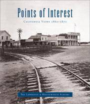 Points of Interest: California Views 1860-1870