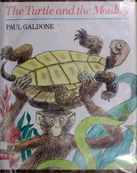 image of The turtle and the monkey: A Philippine tale