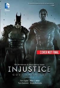 image of Injustice: Gods Among Us Vol. 2