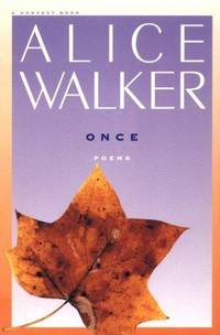 ONCE by  Alice Walker - Paperback - 1976 - from Columbia Books, Inc. ABAA/ILAB (SKU: 80018)
