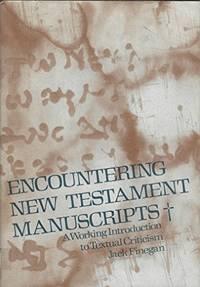 Encountering New Testament Manuscripts