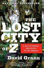 image of LOST CITY OF Z