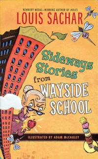Sideways Stories From Wayside School by Louis Sachar - 2001-09-06 - from Books Express and Biblio.com