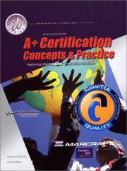A+ Certification: Concepts and Practices (Text and Lab Manual) Package (3rd Edition)