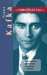 image of Franz Kafka (Obras selectas series)