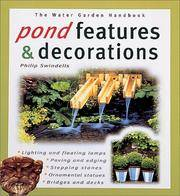 Pond Features and Decorations