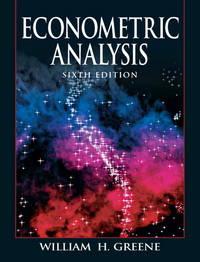 image of Econometric Analysis