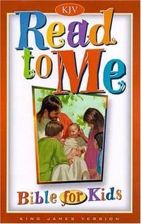 KJV Read to Me Bible for Kids, Hardcover