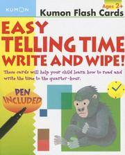 EASY TELLING TIME WRITE & WIPE