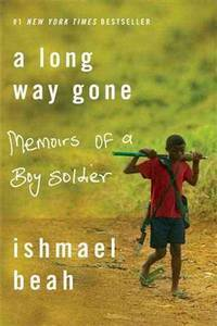image of A Long Way Gone: Memoirs Of A Boy Soldier (Turtleback School_Library Binding Edition)