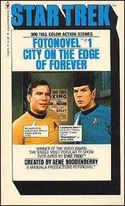 The City on the Edge of Forever (Star Trek Fotonovel, No. 1)