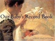 Our Baby's Record Book