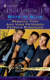 image of Boys in Blue (Bachelors at Large, Book 3) (Harlequin Intrigue Series #745)