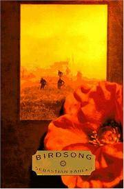 Birdsong. Advanced Reader's Edition