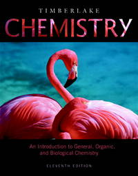 image of Chemistry: An Introduction to General, Organic, and Biological Chemistry (11th Edition)