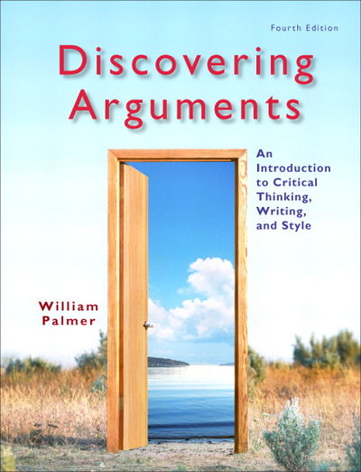 good arguments an introduction to critical thinking The critical evaluation of ideas, arguments, and points of view is important for the  development of students as autonomous thinkers (1, 2) it is only through this.
