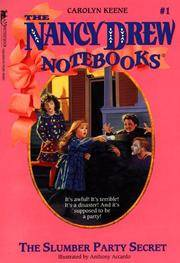 The Slumber Party Secret (Nancy Drew Notebooks #1)