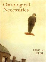 Ontological Necessities by  Priscila Uppal - Paperback - Signed - 2007 - from Encore Books & Records and Biblio.com