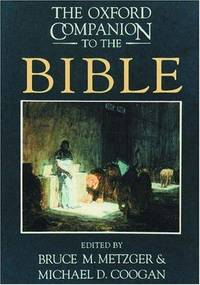 The Oxford Companion to the Bible (Oxford Companions)