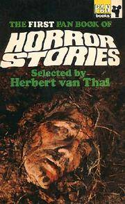 image of first Pan Book of Horror Stories, The