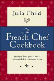 image of The French Chef Cookbook Child, Julia