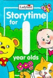 Storytime For 1-year Olds