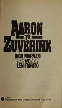 Aaron to Zuverink