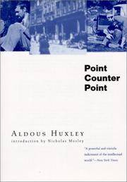 image of Point Counter Point (British Literature)