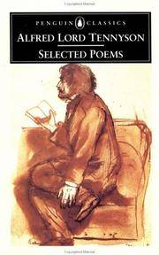 image of Tennyson: Selected Poems (Penguin Classics)