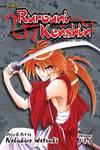 image of Rurouni Kenshin (3-in-1 Edition), Vol. 1: Includes Vols. 1, 2 & 3